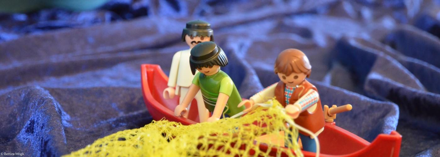 Playmobil Fischzug Kigo
