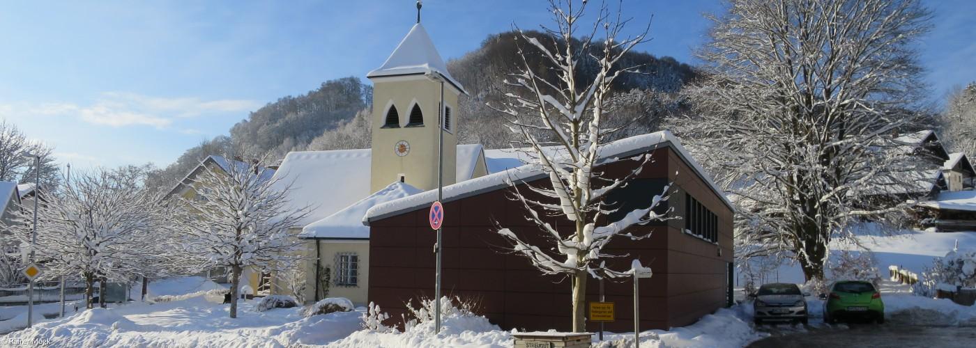 Gemeindehaus Pbg Winter