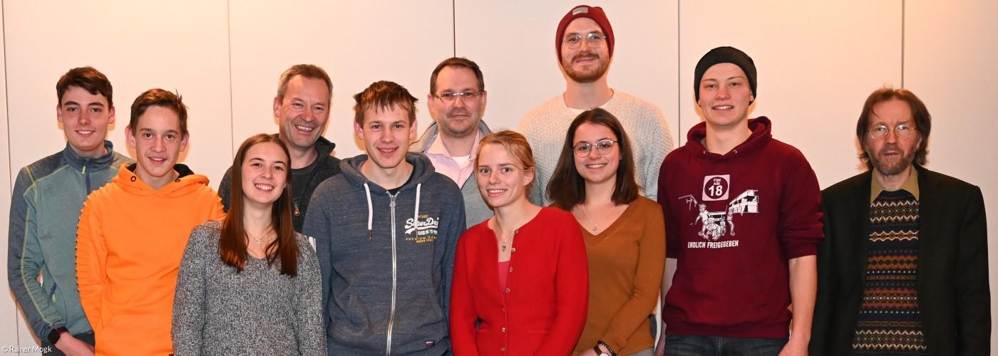 Mitarbeiterkreis der Jugend 2020